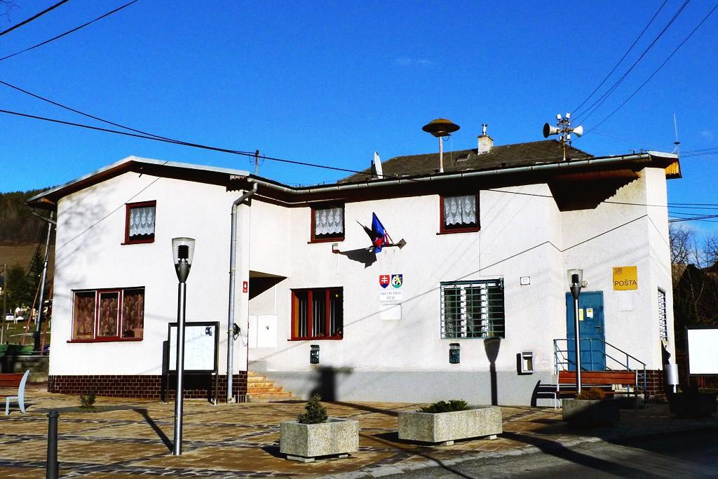 Obecný úrad Víťaz