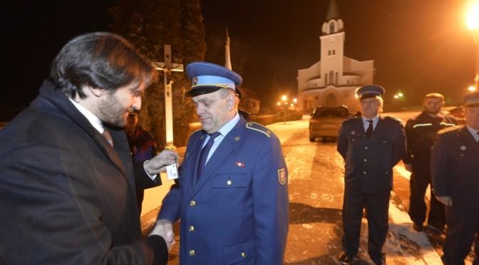 "Hasiči dostali ""novú Tatru""."