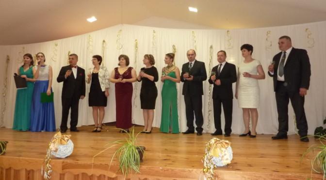 Ples starostov združenia Čierna Hora