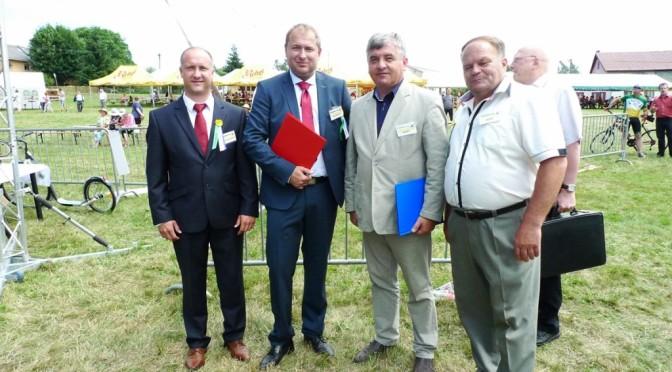 Podpis partnerskej zmluvy s českou obcou Vítězná