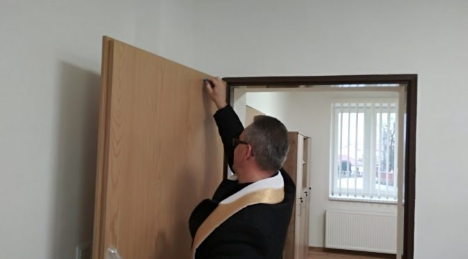 Požehnanie Obecného úradu vo Víťaze