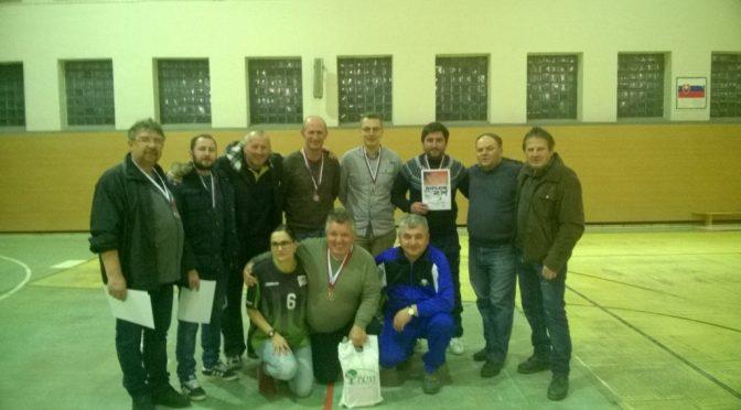 7. ročník nohejbalového turnaja v Kluknave