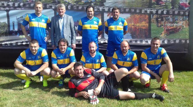 Medzinárodný futbalový turnaj v Gmine Kobylnica