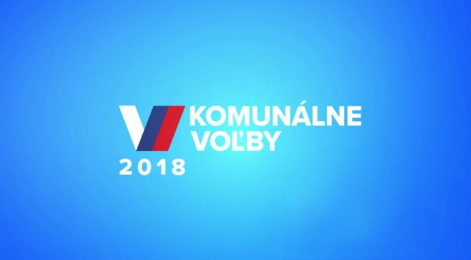 Výsledky komunálnych volieb obce Víťaz 2018